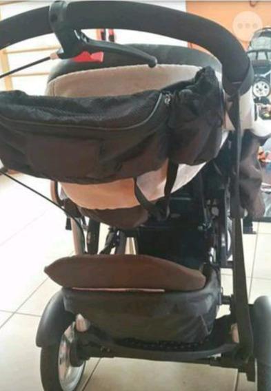 Carrinho De Bebê Peg-pérego Gt3 Em Ótimo Estado!!!