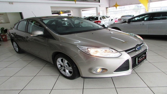 Ford Focus 1.6 S Sedan 16v Flex 4p Powershift 2014