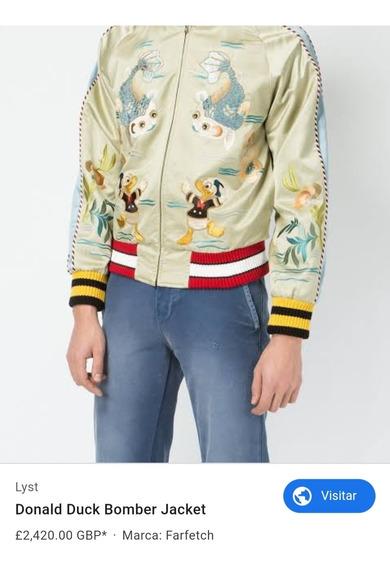 Chaqueta De Coleccion Gucci