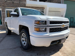 Chevrolet Silverado 4.3 Cab Regular V6 Aa Cd At 2015