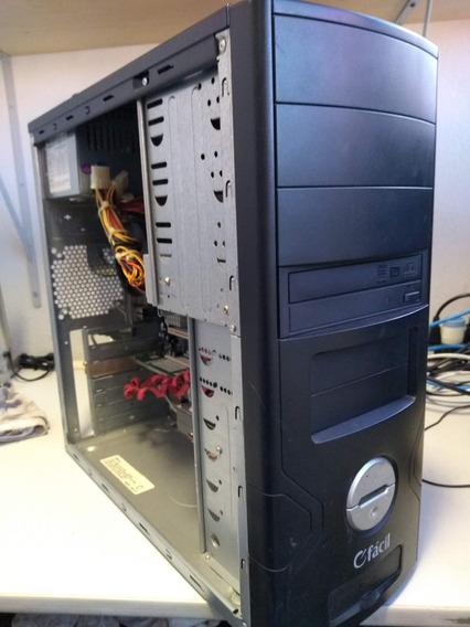 Computador Intel Dual-core E5200, 3 Gb, Hd 500 Gb, Wifi, Dvd