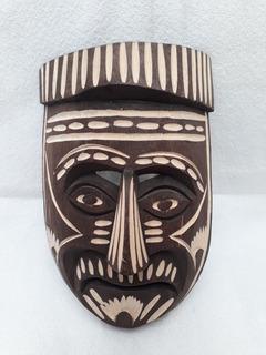 Máscara De Madera De Michoacán Precio Bajo