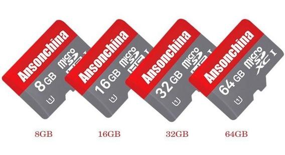Micro Sd Card Classe 10 Alta Velocidade