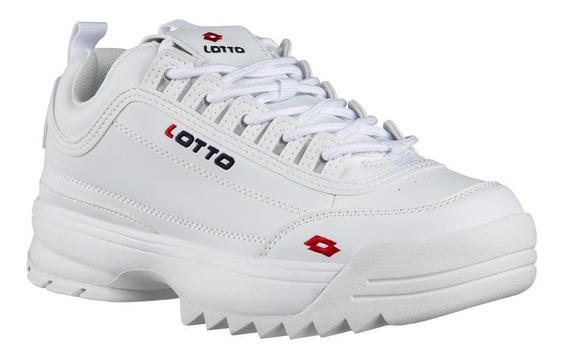 Tenis Lotto Wicked Blanco 8h315100
