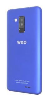 Smartphone W&o Max 26 16gb Gratis Silicon+cristal Templado
