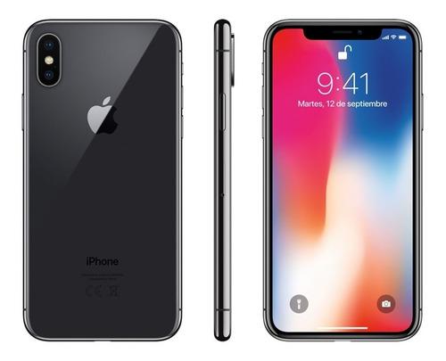Celular Libre iPhone X 256gb Entrega Inmediata 4g