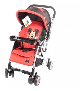 Cochecito Ultraliviano Disney Bebe Reversible Babymovil 3133