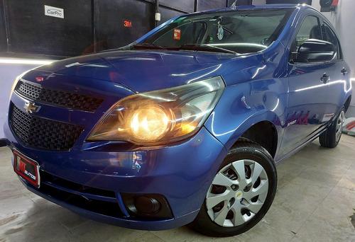 Chevrolet Agile 2013 Ls Spirit 1.4n 95m Kms Para Un 0 Km!!!