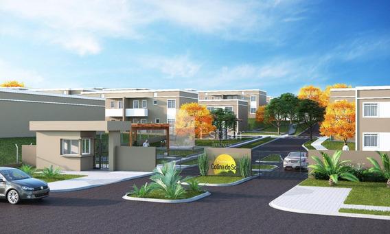 Casa 02 Quartos No Jardim Campo Verde, Almirante Tamandaré - Ca0355