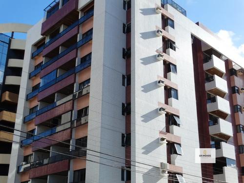 Imagem 1 de 20 de Apartamento À Venda, 3 Quartos, 1 Suíte, 2 Vagas, Mangabeiras - Maceió/al - 361