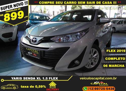 Imagem 1 de 15 de Toyota Yaris Sedan 1.5 Xl