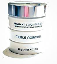 Merle Norman Brilliant-c Hidratante 56g. Peso Neto 2 Oz Por