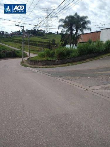 Terreno À Venda, 356 M² Por R$ 230.000,00 - Jardim Lucinda - Itaquaquecetuba/sp - Te0094