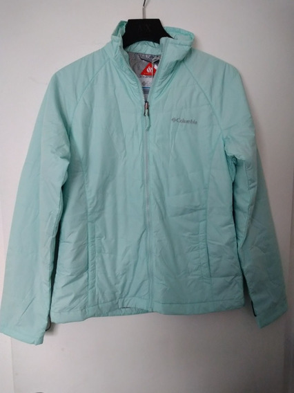 Exclusiva Chaqueta Femenina Columbia Waterproof