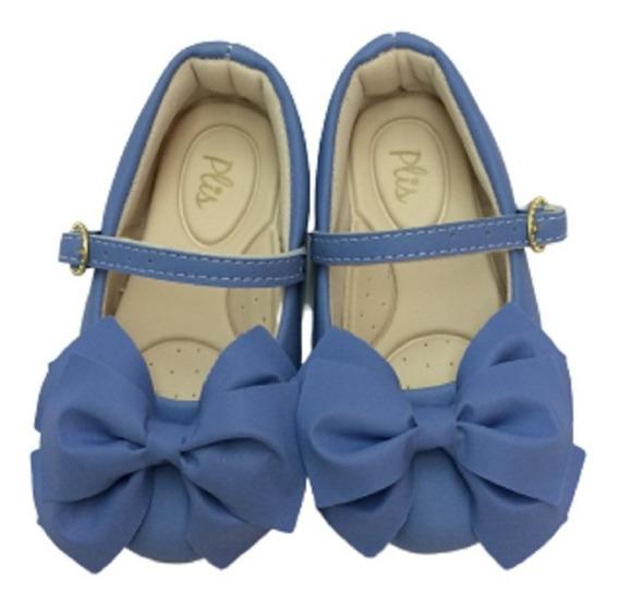 Sapatilha Infantil Menina Colorê (6pares - Plis Calçados)