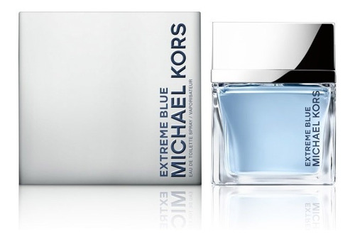 Imagen 1 de 1 de Michael Kors Extreme Blue Edt 70ml / Prestige Parfums