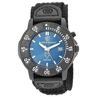 Smith & Wesson Reloj Police De X26amp Sww-455p