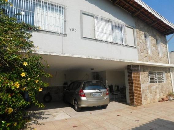 Casa Residencial À Venda, Jardim Estádio, Jundiaí. - Ca1351 - 34730761
