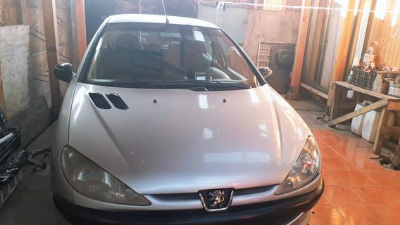 Peugeot 206xr 1.6 16v Peugeot Gris