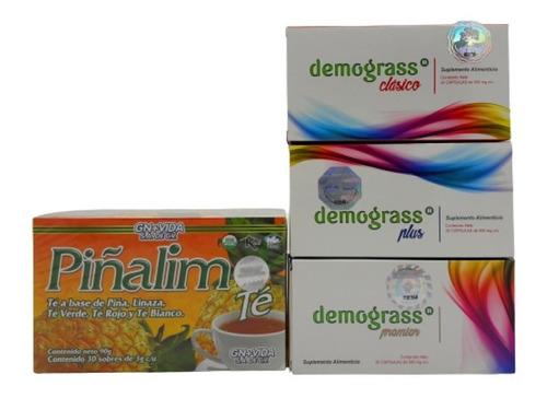 Kit Demograss Clasico + Plus + Premier + Piñalim Original