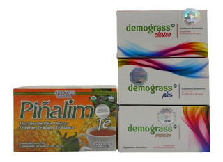 Kit Demograss Clasico + Plus + Premier + Piñalim Original