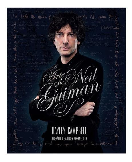 Livro A Arte De Neil Gaiman