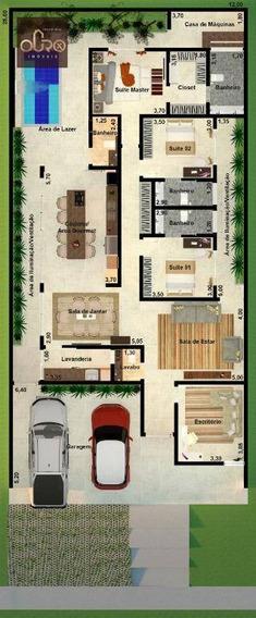 Casa Alto Padrão Condominio Villa Toscana - Ca0414