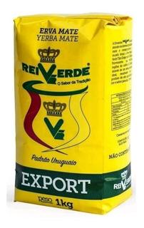 Yerba Mate Rei Verde X 1kg Similar Canarias