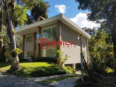 Excelente Casa Em Condomínio Com 4 Quartos Sendo 3 Suítes Em Quebra Frascos. - Ca00261 - 4922504