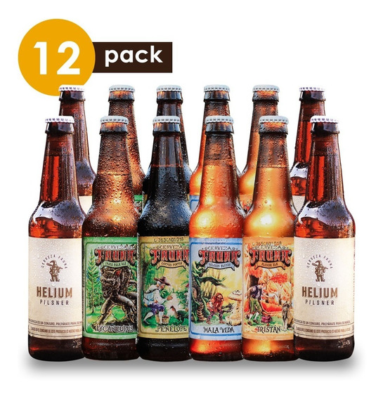 Cerveza Artesanal Fauna Cervexxa Beerpack 12