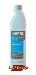 Gel Removedor Adhesivo Y Pintura Isepel 1012 X 600cc Soul