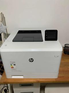 Impresora Hp M452w Laserjet Impresión Láser Color