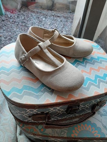 Zapatos De Nena Talle 25
