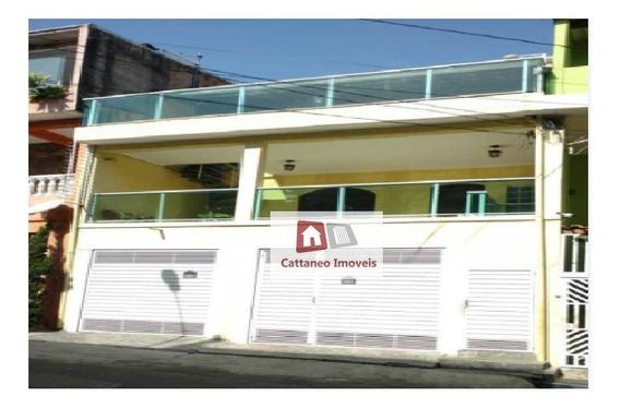 Casa Para Alugar 3 Dormitórios, R$ 2.000,00/mês - Piratininga - Osasco/sp - Ca0171
