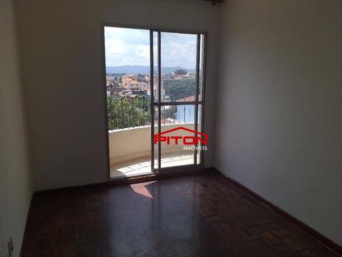 Imagem 1 de 17 de Apartamento Com 1 Dormitório, 42 M² - Venda Por R$ 216.000,00 Ou Aluguel Por R$ 900,00/mês - Cangaíba - São Paulo/sp - Ap2293