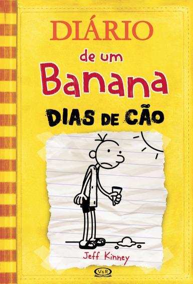 Livro Diário De Um Banana: Dias De Cão V.4