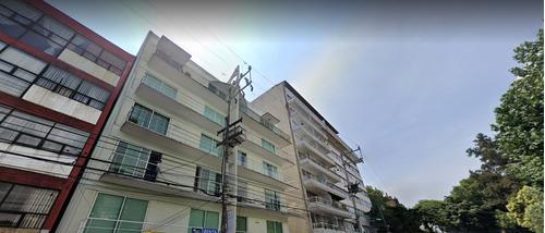 Imagen 1 de 14 de Venta Excelente Departamento Remodelado En Narvarte, Df! Cat #21-4979