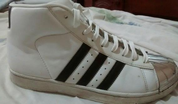 Zapatillas Botita adidas Superstar Up