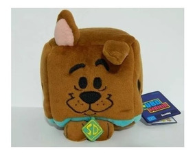 Brinquedo De Pelúcia Cubo Mania Scooby Doo - Candide 12 Cm