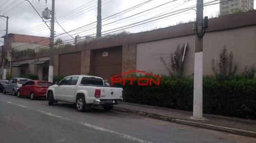 Salão, 1500 M² - Venda Por R$ 6.500.000,00 Ou Aluguel Por R$ 25.000,00/mês - Penha De França - São Paulo/sp - Sl0032