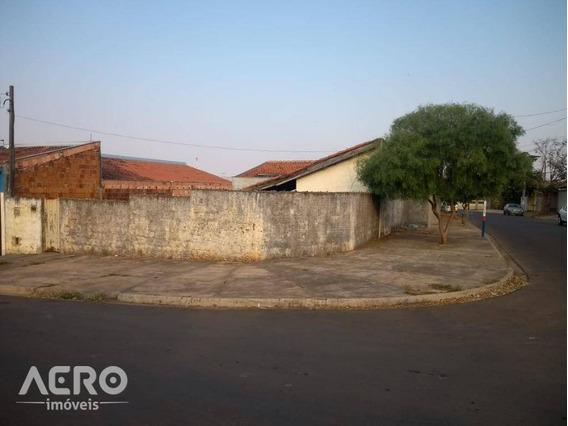 Terreno Com Casa À Venda, 180 M² Por R$ 70.000 - Vila Industrial - Bauru/sp - Te0558