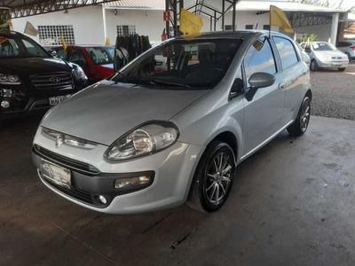 Fiat Punto 1.4 Flex, Novo, Prata