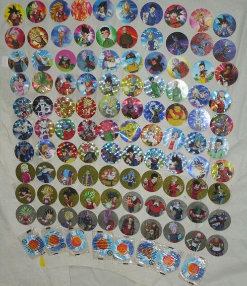 Tazos! Dragon Ball Super Colección 108/108