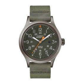 Reloj Timex Hombre Verde Tw4b14000