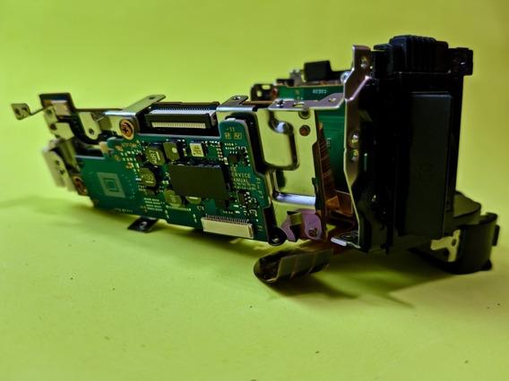Peças Sony Hdr Xr550 - Estrutura Com Placa E Encaixe Bateria