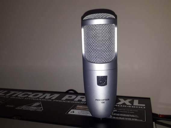Compressor E Pré , Mais Microfone Akg