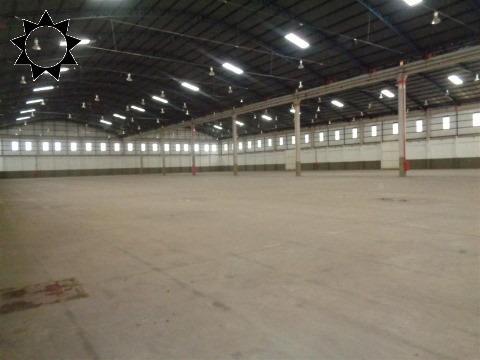 Galpão Industrial Logístico Jd. Alvorada Jandira - Gl00579
