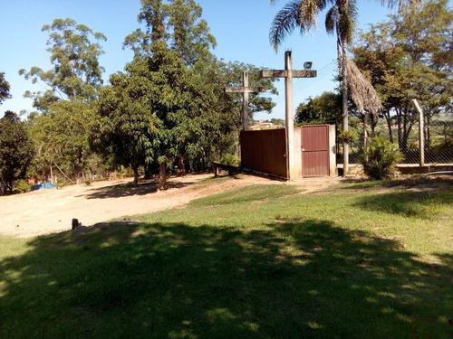 Imagem 1 de 6 de Chácara Com 1 Dormitório À Venda, 7764 M² Por R$ 600.000,00 - Buru - Elias Fausto/sp - Ch0058