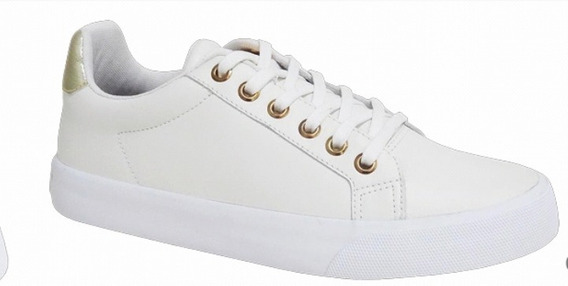 Tenis Feminino Couro Pit Bull Jeans 92007
