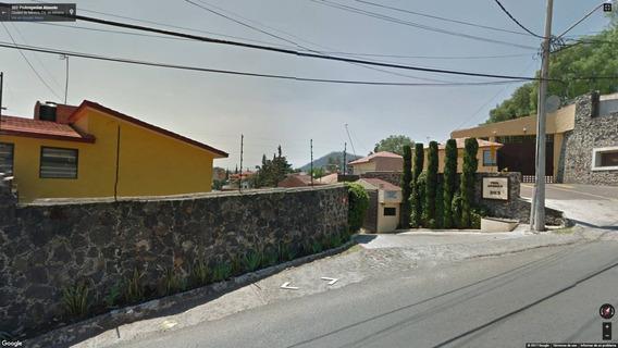 Invierte , En Remate De Casa En Zona Residencial En Tlalpan